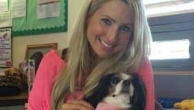 Lucy The Rescue Cavalier – Book Launch!