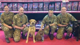 DOGS, YOUR COUNTRY NEEDS YOU!  RECRUITING NOW,