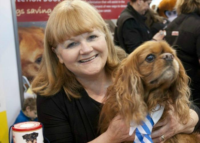 BB Editor, Frodo, with Lesley Nicol