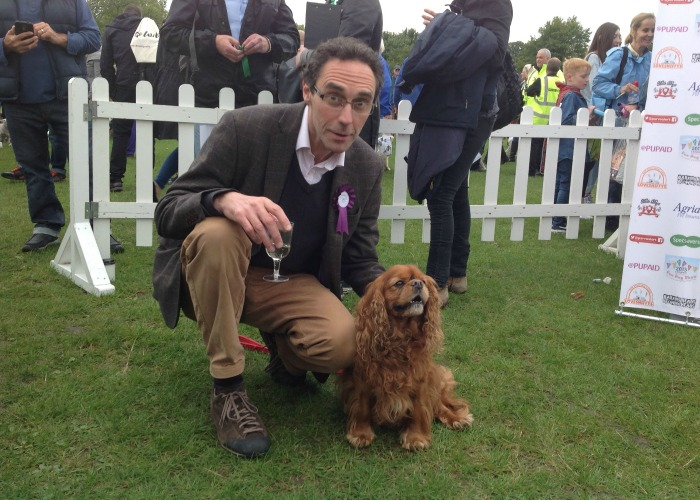 BB Editor, Frodo, with Guy Henry