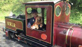Full Steam Ahead on the Wells & Walsingham Light  Railway!