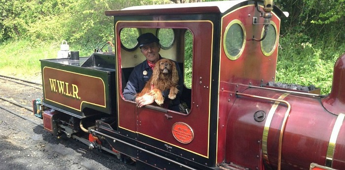 Full Steam Ahead on the Wells & Walsingham Light  Railway!