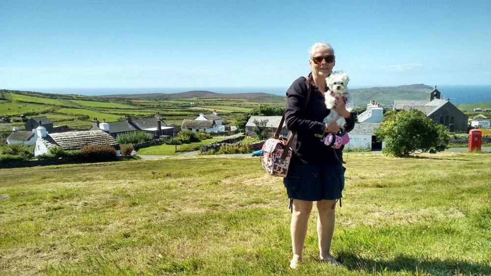 Isle of man - Cregnesh