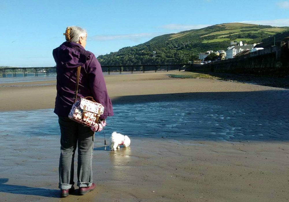 Ramsey Beach Isle of Man