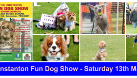 The Hunstanton Fun Dog Show – Saturday 13th May 2017