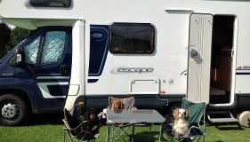 The Barking Bugle 3 Go Motorhoming!