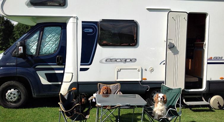 The Barking Bugle 3 Go Motorhoming!