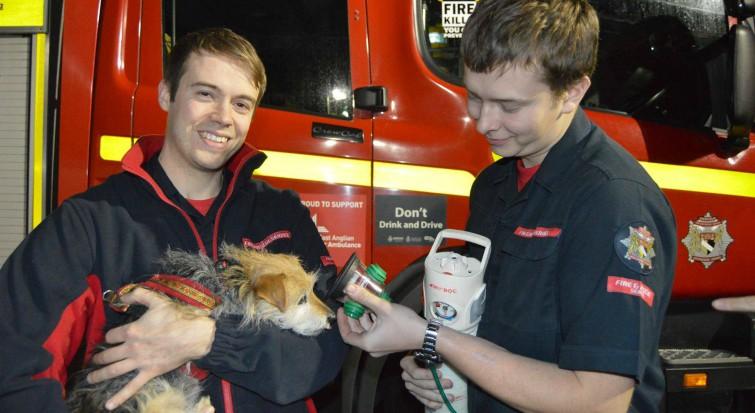 Barking Bugle raises funds for life saving equipment!