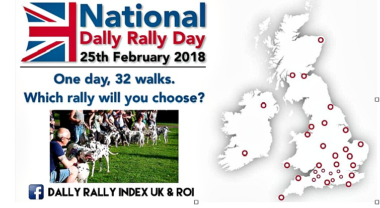 National Dally Rally on 25th February 2018